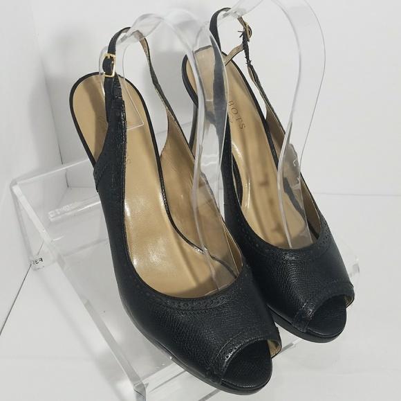 Talbots Schuhes   Open Toe Heels Größe 10 10 Größe   Poshmark 70afc5